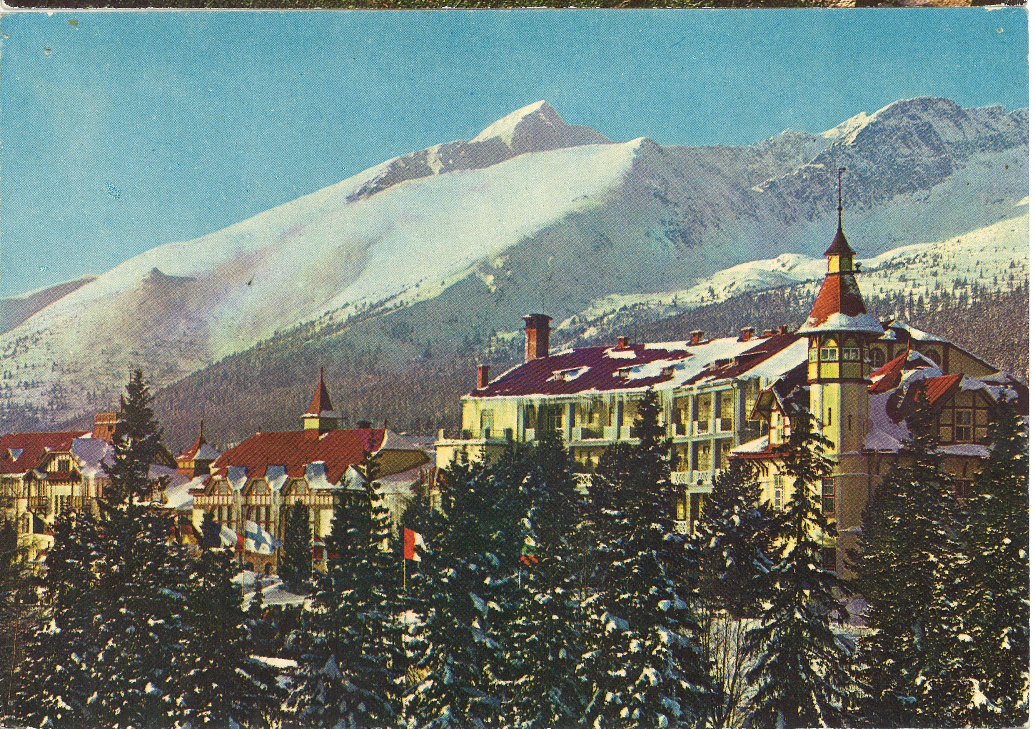 Grandhotel Štrbské Pleso